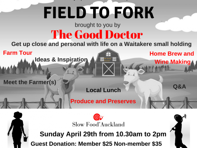 Date The Good Doctor Field to Fork Sunday April 29 2018