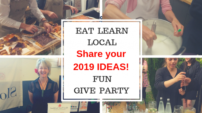 What do you want to see on our 2019 events calendar!