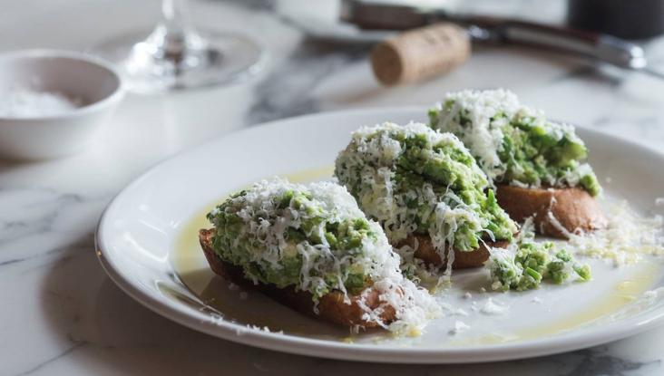 Convivial Italian Lunch May 19 2019