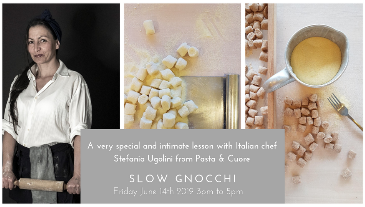 Slow Gnocchi June 14 2019