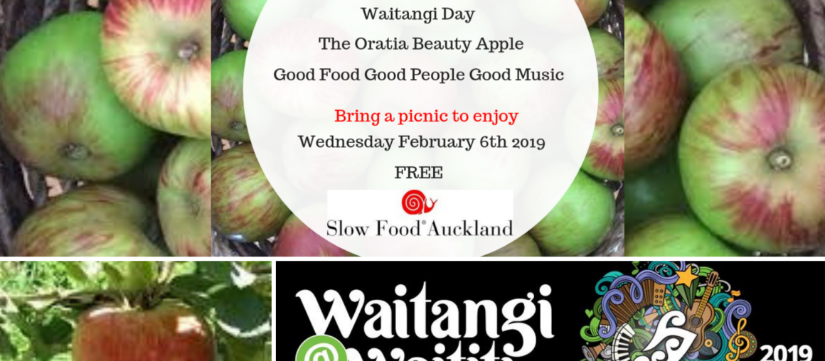 Celebration Picnic - Waitangi Day, Oratia Beauty Apple, Good Food, Good Music, Good People