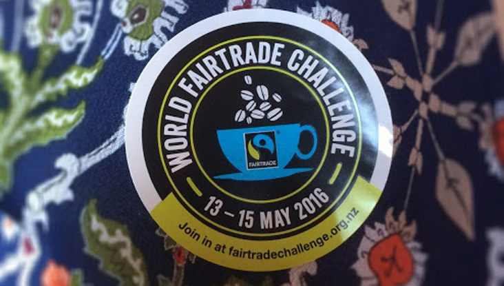 Photos from Caffè e Parlare, our event to support World Fairtrade Challenge