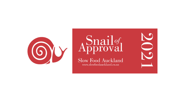 Auckland food businesses achieve inaugural Slow Food Snail