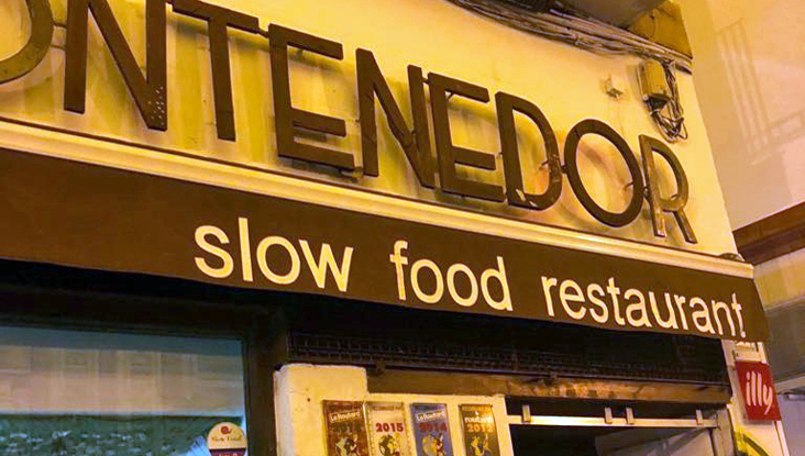 ConTenedor – Slow Food Restaurant Seville by Fi